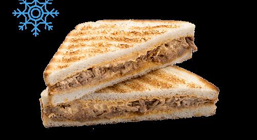 CONG2_Sandwich BBQ Pork Tostado Queso Chedar Film Calentar2